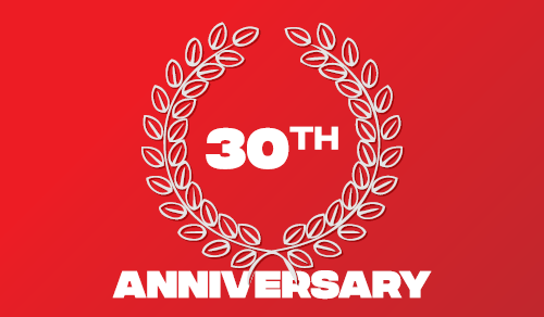 Trimax celebrated its 30th anniversary in 2011