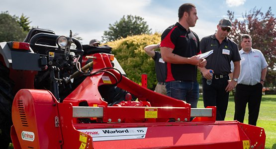 Latest News from Trimax