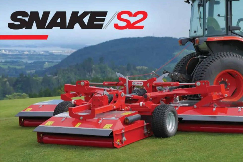 Trimax Mowing Systems Announce Snake Series 2